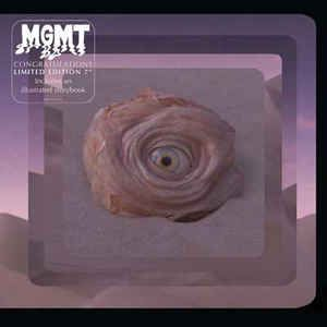 """MGMT - Congratulations: buy 7"""", Ltd at Discogs"""