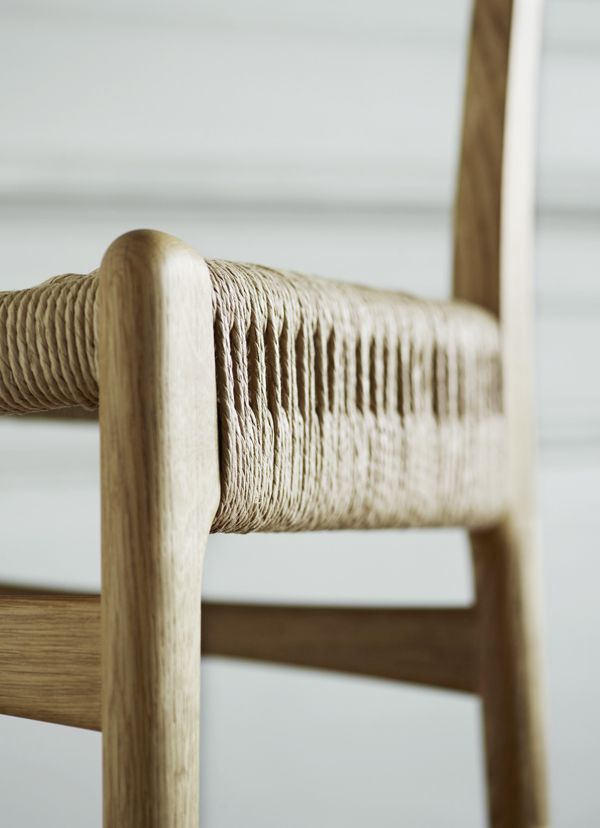 CARL HANSEN and SONS RELAUNCHES CH23 BY HANS J WEGNER