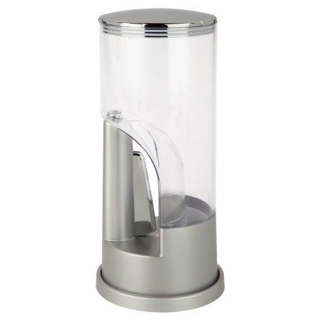Honey Can Do Indispensable Coffee Dispenser, Silver