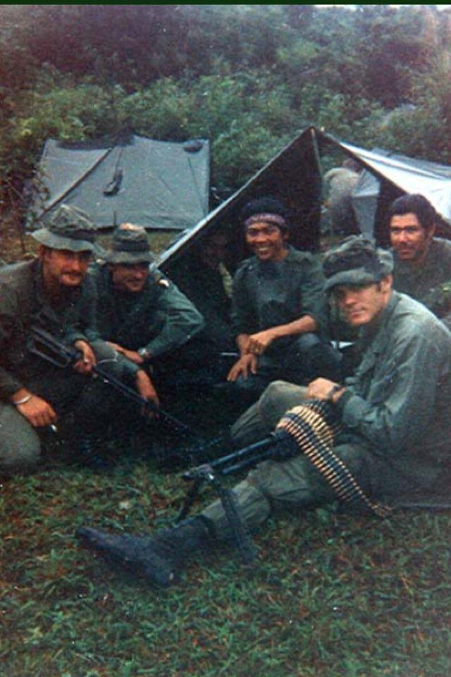 Co. A 1/501st 101st (ABN) I Corps Vietnam.   Vietnam 101st ...