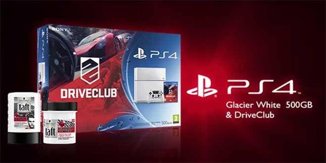 Διαγωνισμός Taft Styling με δώρο ένα PlayStation 4 και καθημερινά προϊόντα Taft Carbon Force