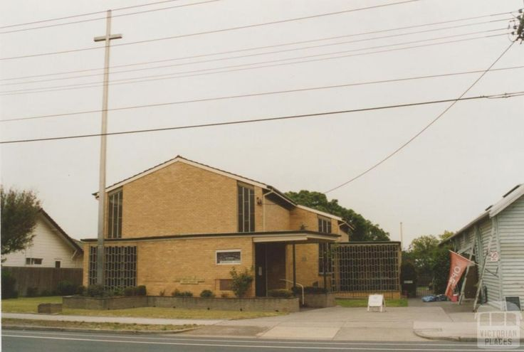 Anglican Church, Somerville Road, Kingsville, 2007