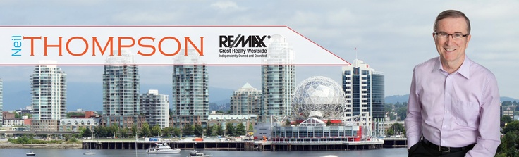 Neil Thompson REALTOR Branding and Logo design package. #Vancouver #Real #Estate #Design #Branding #Website #Brokerage #REMAX #Package #Buyers #Sellers