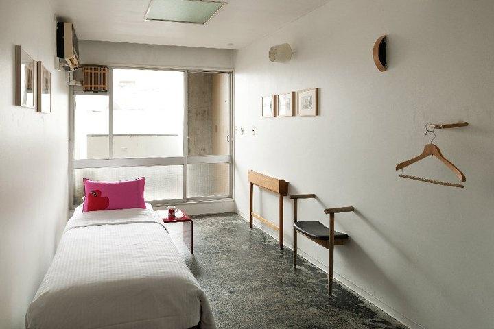 Furniture for slim bedroomsExhibitions, Japan, Design Interiors, Interiors Design, Design Art, Jo Nagasaka, Creative Team, Amsterdam, Hotels