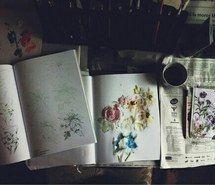 Вдохновляющая картинка альтернатива, искусство, цвета, рисунок, гангстер, цыгани, хипстер, инди, блокнот, старое, живопись, бледные, пастель, фотография, ретро, мягкий гранж, Tumblr, винтаж, 3235872 - Размер 500x374px - Найдите картинки на Ваш вкус