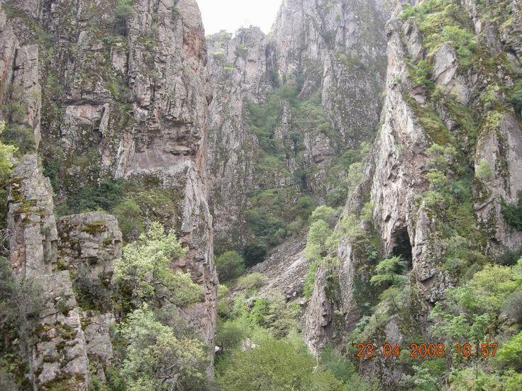 Sadağ Kanyonu - Orhaneli, Bursa; Türkiye