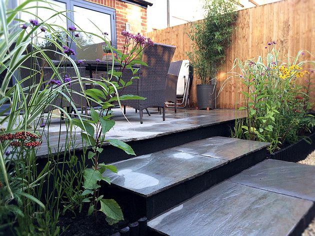 Garden Transformations: A Stylish Low Maintenance Back Garden | The Distinctive Gardener | Gardening Services | Ealing W5, west London