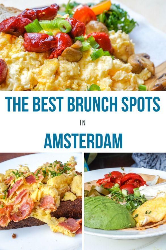 The Best Breakfast and Brunch Spots in Amsterdam - The Hostel Girl