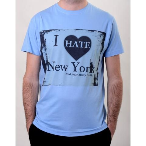 I Hate New York T-Shirt | The Boutique