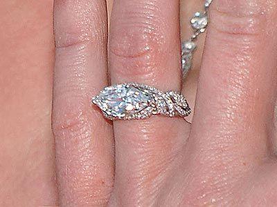 Portia De Rossi Wedding Ring