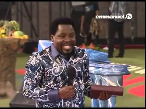 """Walk By The Spirit"" Sermon by Prophet TB Joshua - YouTube"