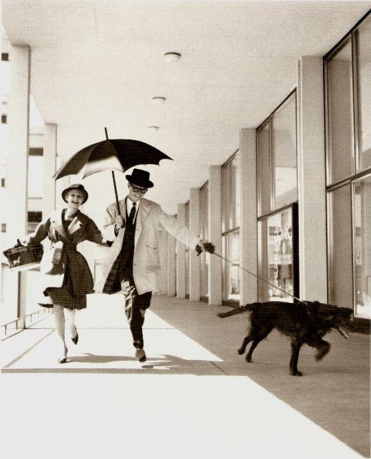 Berlin en Vogue - немецкая мода разных времен: apfelgarten