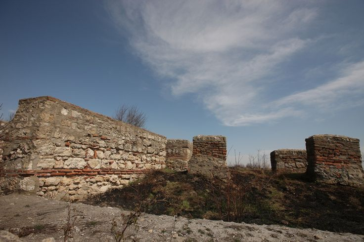 Ruins of Sucidava, modern Romania Corabia , Olt