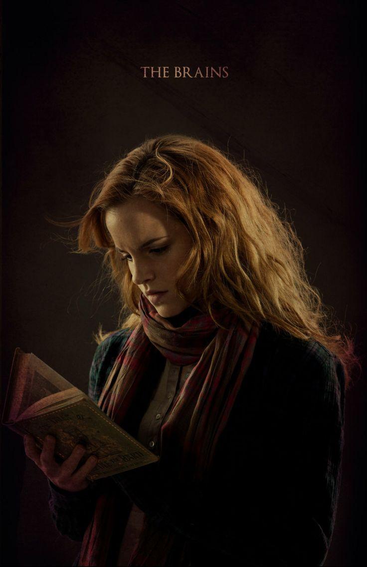 Hermione Granger - The Brains | Harry Potter