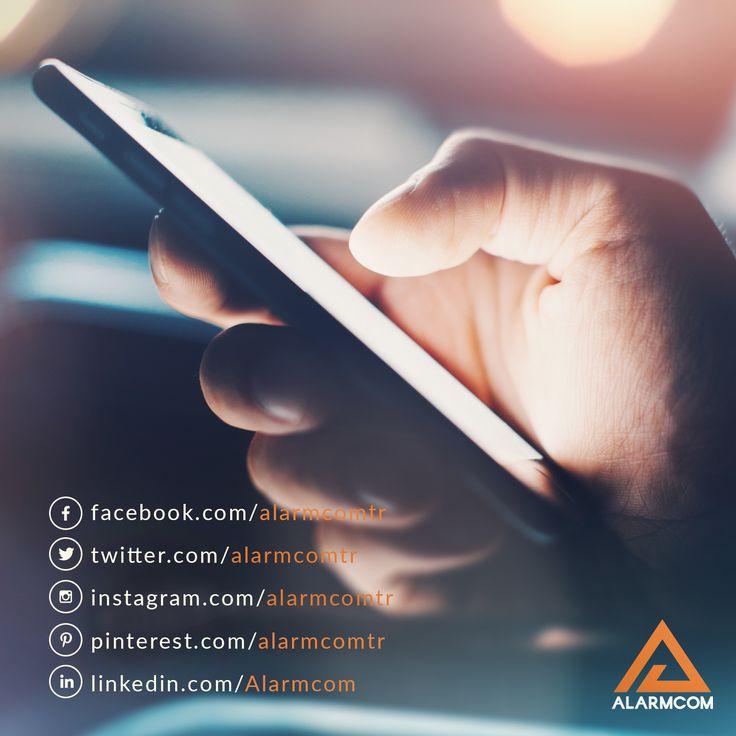 Bizi sosyal medyada takip etmeyi unutmayın.  #sosyalmedya #socialmedia #social #media #medya #facebook #twitter #instagram #linkedin #pinterest #follow #like