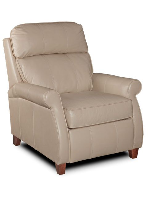 Plain And Simple Leather Recliner Leather Recliners