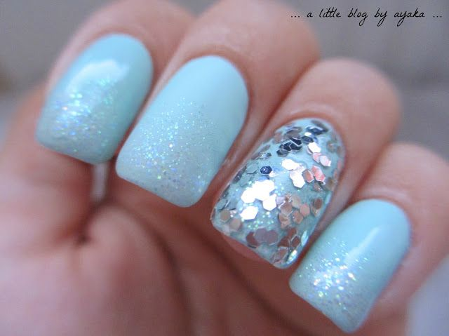 Toes, but all the little sparkle