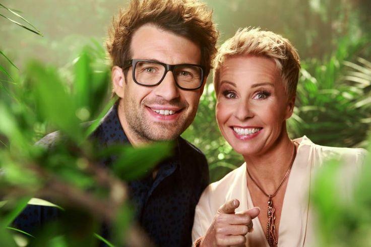 """Daniel Hartwich und Sonja Zietlow freuen sich auf die zehnte Staffel """"Dschungelcamp""""!"""