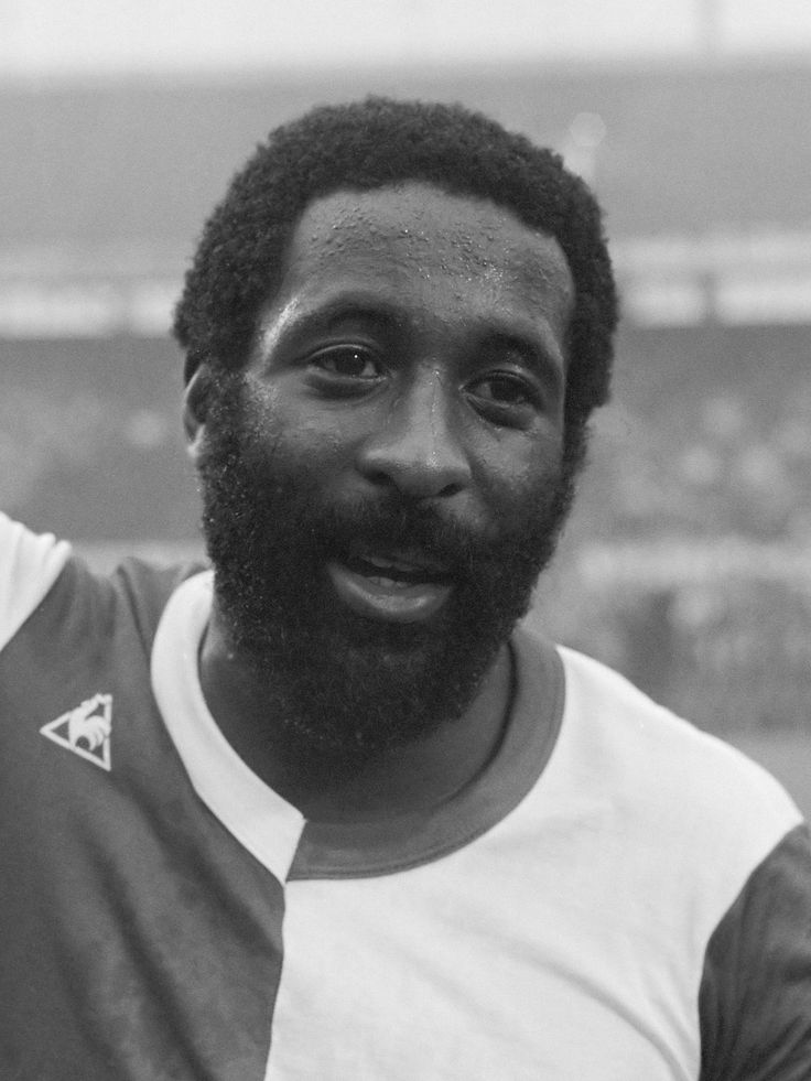 Clyde Best of Feyenoord in 1977.