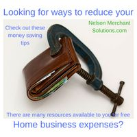 Home Businesses Can Save Money. All businesses want to save on their daily costs. There are many FREE resources that can give you the tools to run your business.