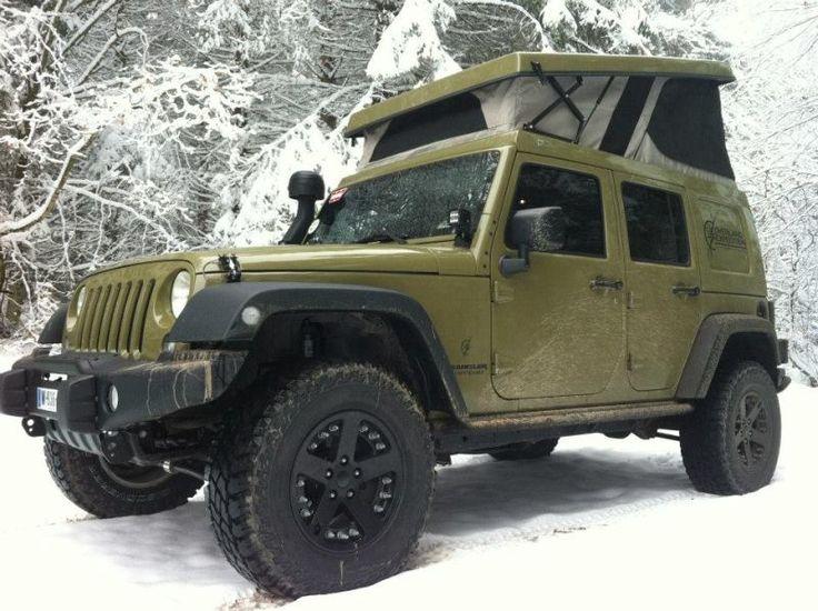 Ursa Minor Pop Top Jeep Jk Page 18 Expedition Portal