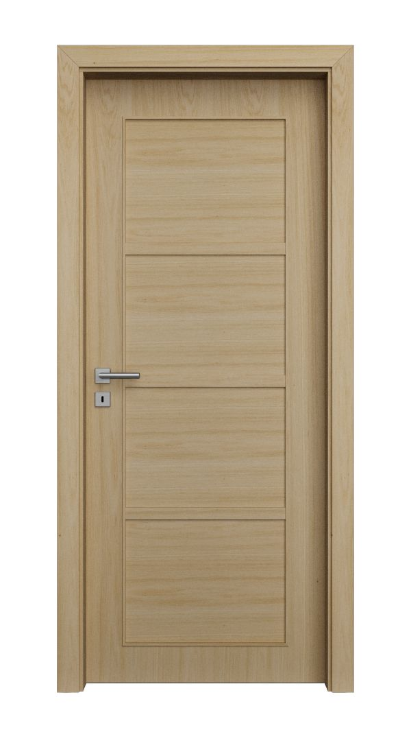 QUADRA structured veneered doors