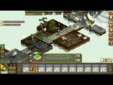 Goblin Keeper - Gameplay 1 - Goblin Keeper is a Free to play classic, Browser-Based [BB] Strategy MMO Game
