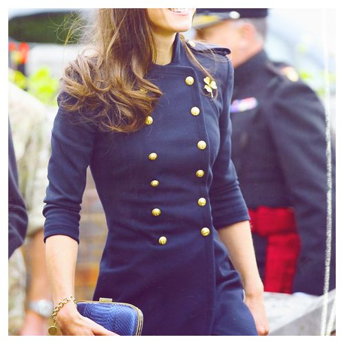 Still love this look. #KateMiddletonMilitary Jackets, Duchess Of Cambridge, The Duchess, Fashion, Katemiddleton, Military Style, Kate Middleton, Catherine Duchess, Princesses Kate