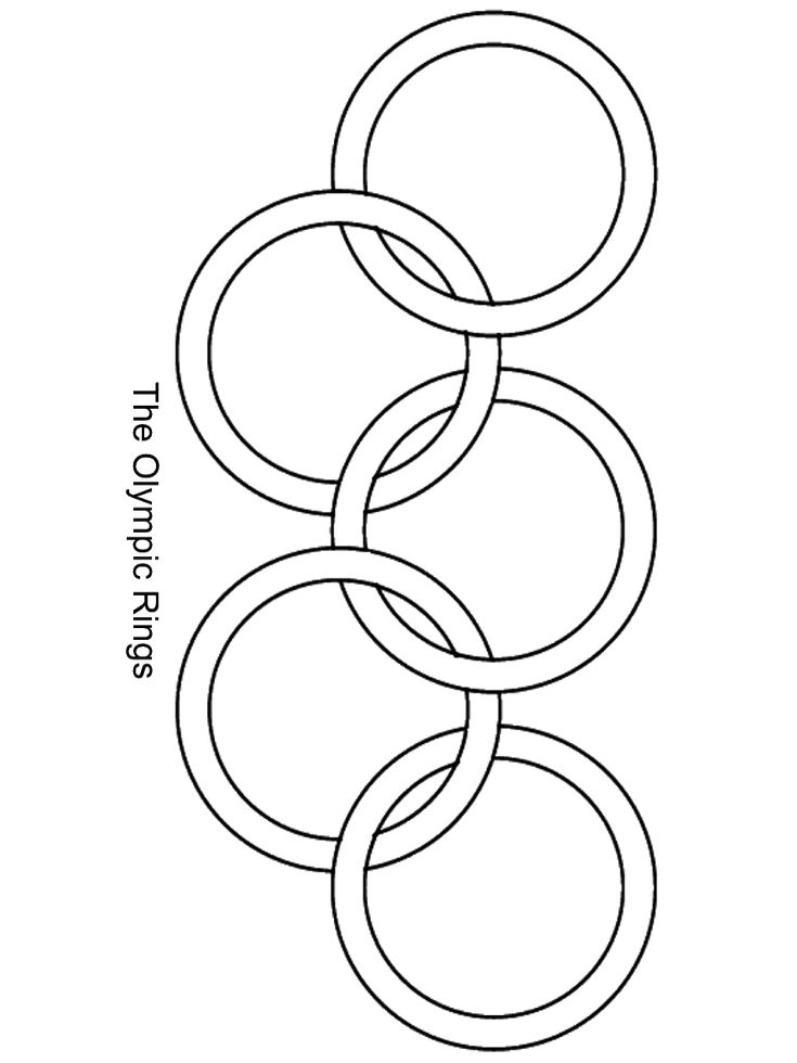 Olympic Coloring Pages PrimaryGames