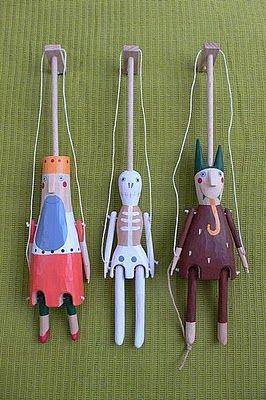 amazing puppets