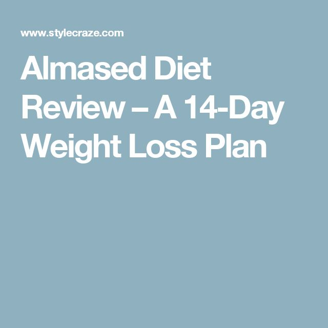 Almased Diet Review – A 14-Day Weight Loss Plan