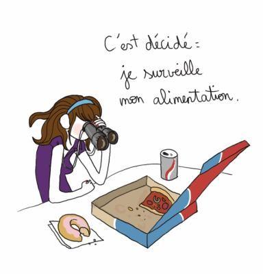 Manger équilibré. / By Penelope bagieu