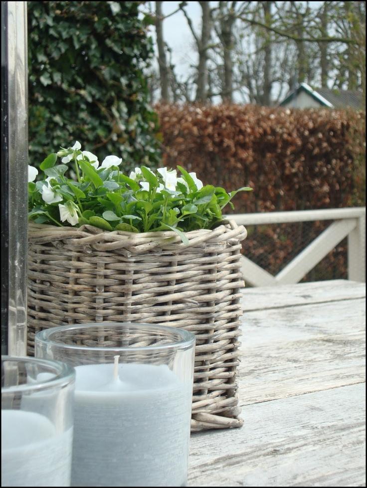 Landelijk wonen buitenleven pinterest landelijk wonen en tuin - Massieve exterieur decoratie ...