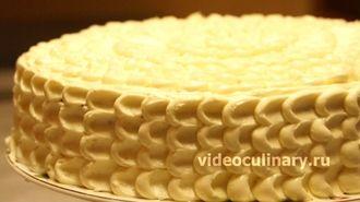 Масляный крем из сливочного сыра от видеокулинария.рф