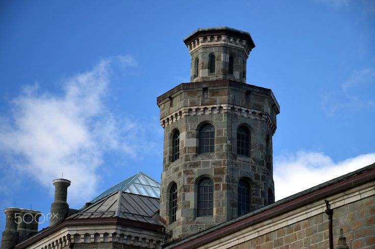 Prison QC - Old jail, Quebec City, Canada