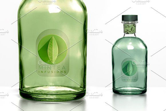 MinTea Infusions by LuisFaus on @creativemarket