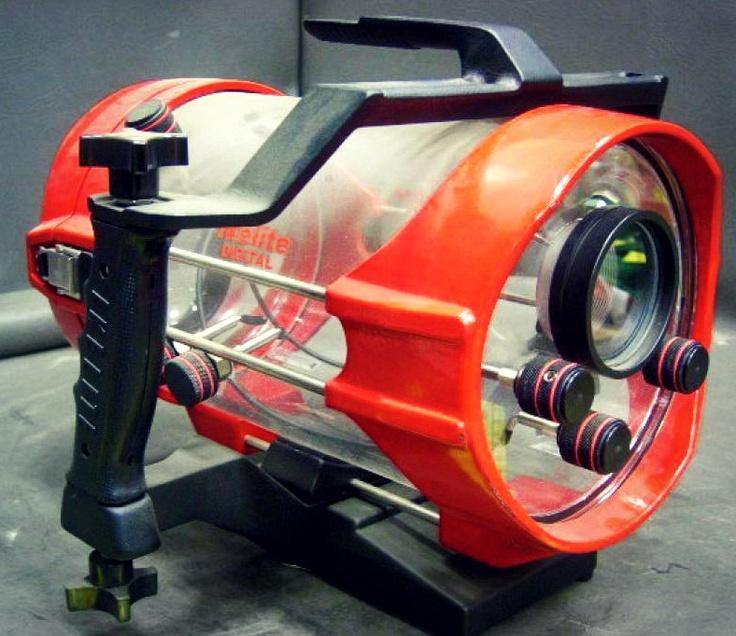 underwater amateur camera equipment