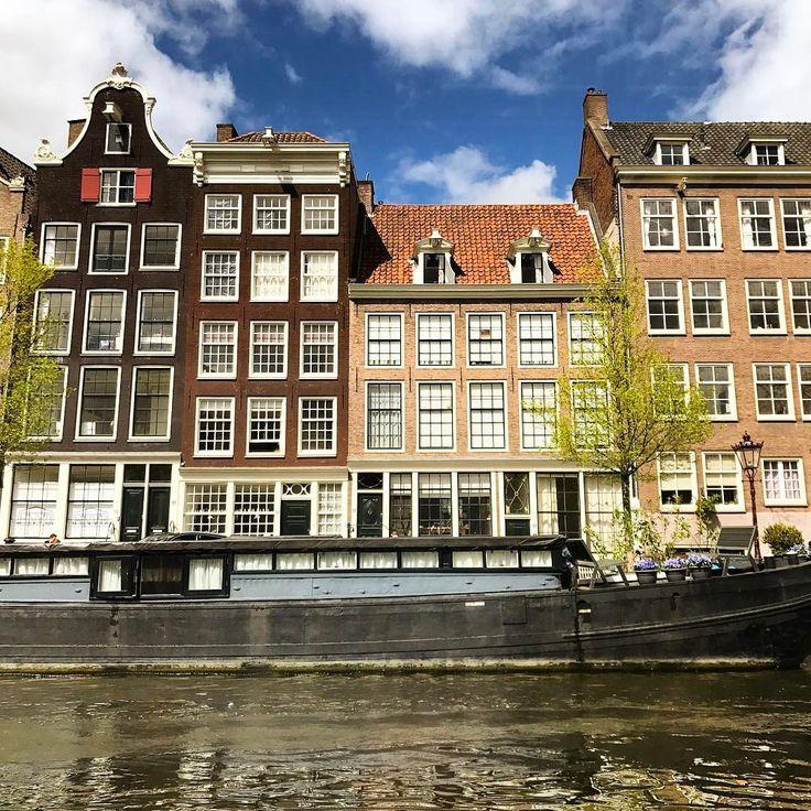 "Canals of Amsterdam _shutterbug_ (@_shutterbug_bec_) on Instagram: ""Amsterdam canals  #amsterdamcanals #amsterdam #canals #holland"""