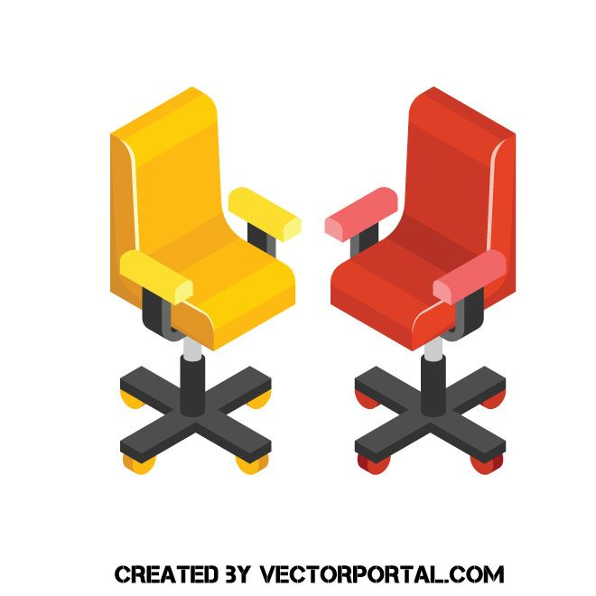 Office Chair Vector Clip Art Clip Art Chair Office Chair
