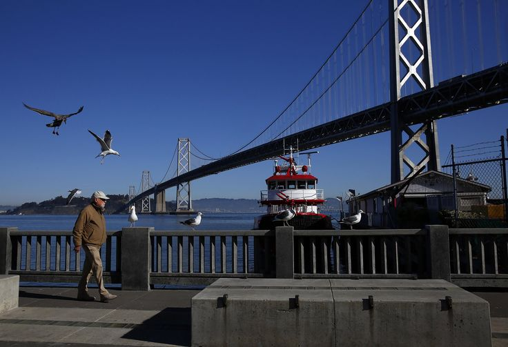Floating pier considered as site for key Embarcadero fire station - San Francisco Chronicle