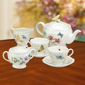 Butterflies.: Tea Time, Tea Sets, Butterflies, Teasets, Teatime