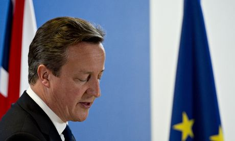 David Cameron in talks with EU leaders over international DNA database