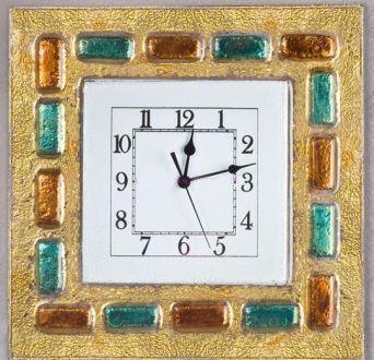 Фото Настенные часы TASSELLI - стильные предметы интерьера