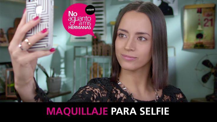 Tutorial #NAMH: Maquillaje para sacarte la mejor selfie
