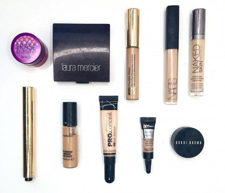 ClioMakeUp 10 correttori top viso e occhi #concealer #makeup