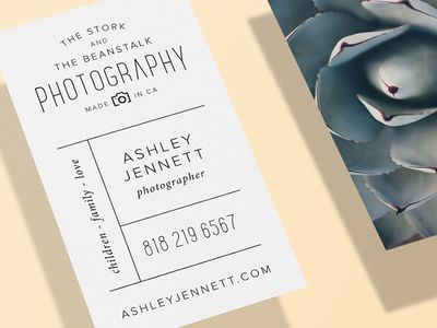 Best 25 Photography Business Cards Ideas On Pinterest