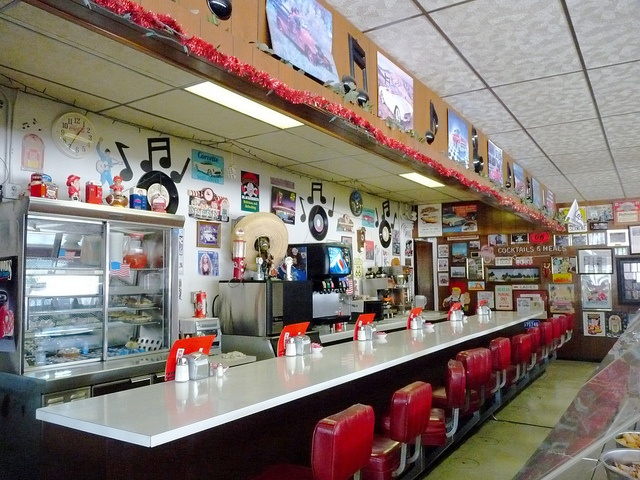 20 best images about American Diner Layout Reference on ...  20 best images ...