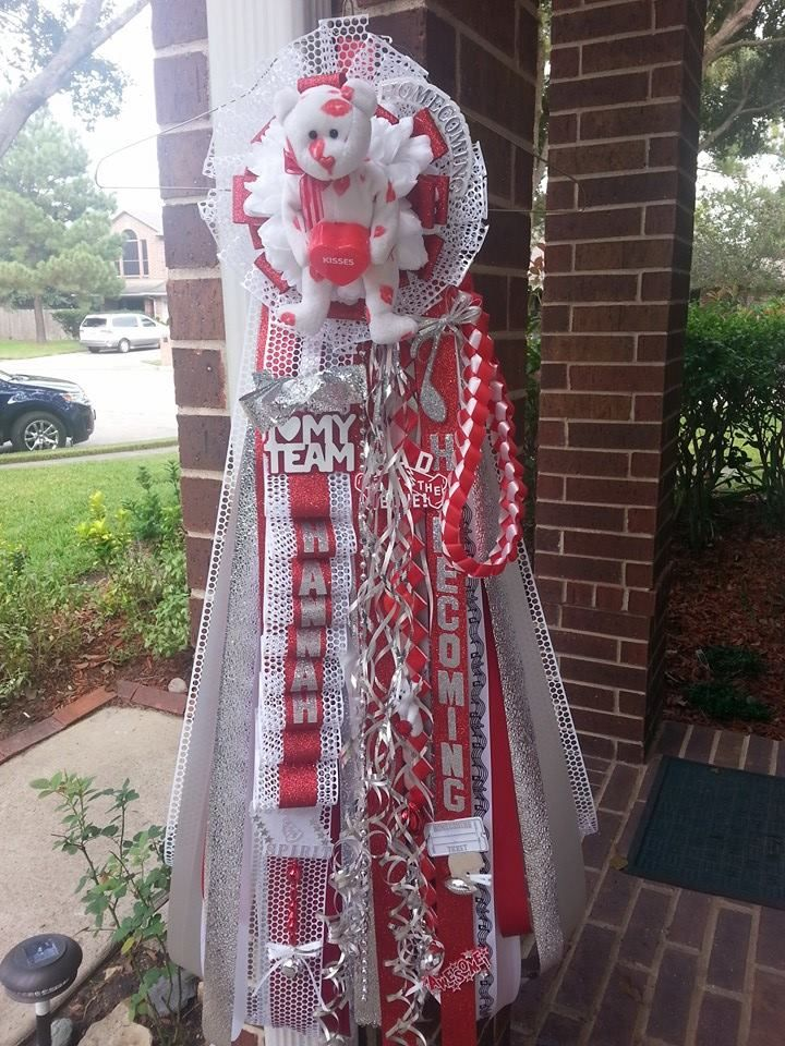 Texas Homecoming Mums Pinterest And