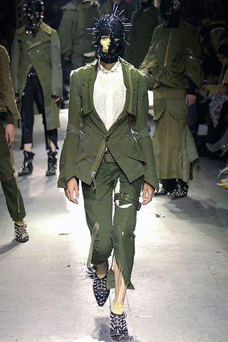 jacket only... Junya Watanabe
