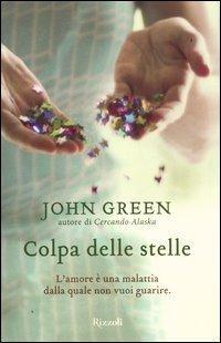 Colpa delle stelle, John Green